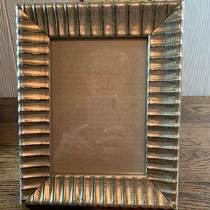 Other - SOLD Silver Picture Frame 5x7